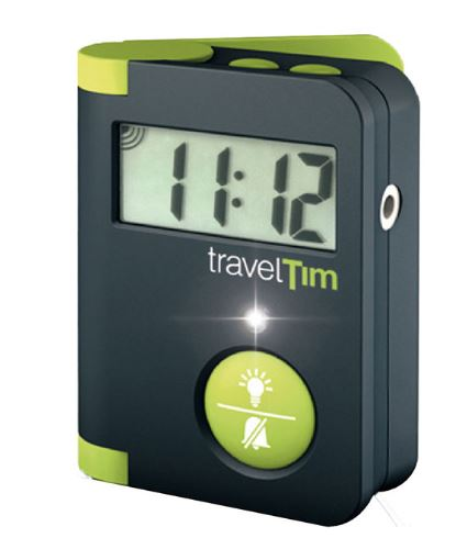 Image of TravelTim Portable Alarm Clock